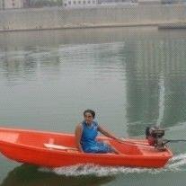 厂家供应2015年新款特价3米玻璃钢渔船