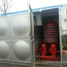 屋顶消防箱泵一体化W1.5/0.15-20HDXBF18