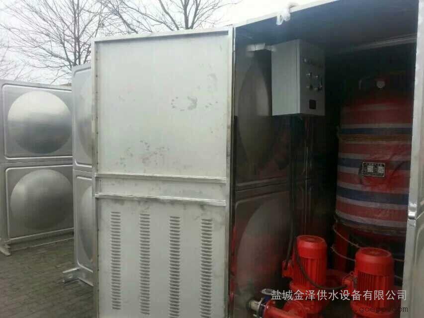 箱泵一体化设备WHDXBF-18-18/3.6-30-I