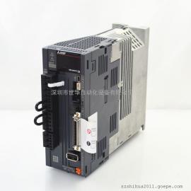 三菱伺服5KW MR-J4-500A+HG-SR502J�^�χ悼刂扑欧�系�y