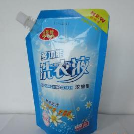 2公斤洗衣液包装袋、自立吸嘴袋质优价低
