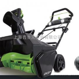 新品上市  80V电动扫雪机 锂电池抛雪机 小型扫地机