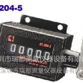 深圳代理日本原装古里KORI计数器RS-204-5