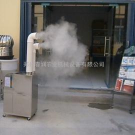 超声波喷雾消毒机,养殖场壁挂雾化消毒器,养殖场消毒室消毒器