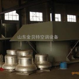 REF不锈钢屋顶风机金属风帽风机(山东金贝特通风设备厂)
