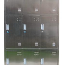 供应无尘衣柜、不锈钢衣柜、无尘服放置衣柜