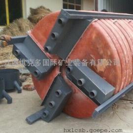非金属螺旋溜槽 洗煤螺旋溜槽 1500水洗螺旋溜槽选矿机