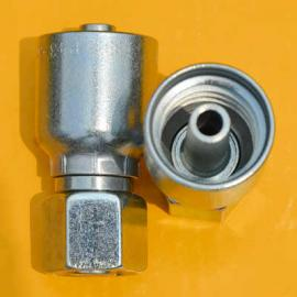 【优惠供应】进口PARKER派克整体式液压油管直接头