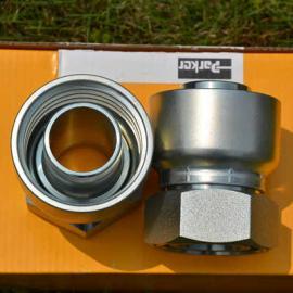 【经销批发】进口PARKER派克碳钢液压油管直接头