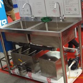 小型油水分离器设计|餐饮油水分离器厂家|地下室油水分离器安装
