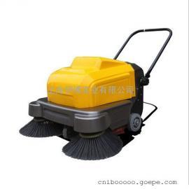 学校操场用扫地机 明诺P100A扫地机 无线电动扫地机