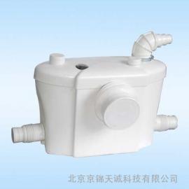 安装卫生间坐便器全自动污水提升器|北京废水泵排污泵销售