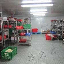 食品保鲜冷库符合卫生标准