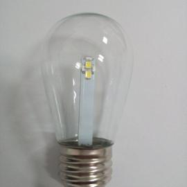 S14木瓜泡,LED圣诞装饰灯,LED灯,E26/27灯泡