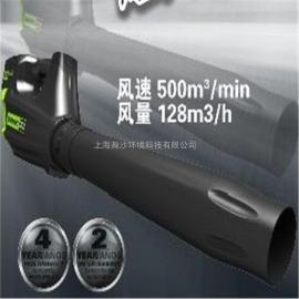 低噪音手提式锂电池吹风机价格 充电式工程路面吹风机总代理