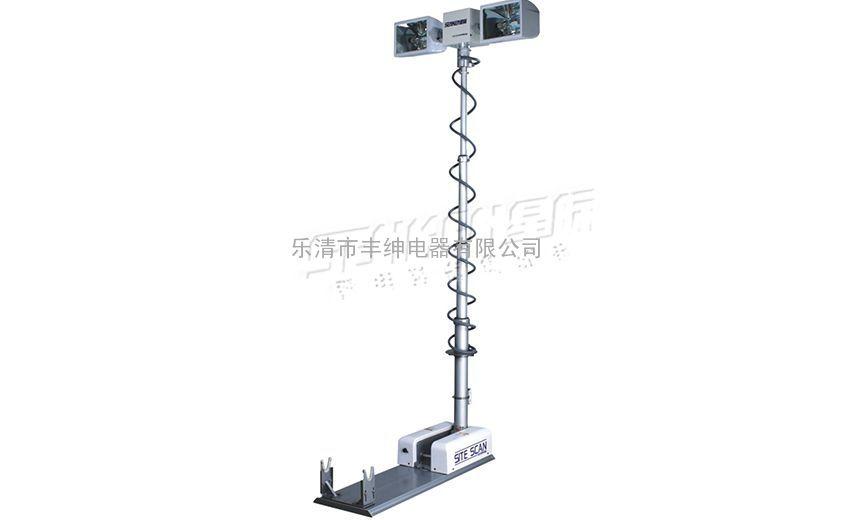 CFF352100车载升降照明灯 特殊型车载移动照明设备
