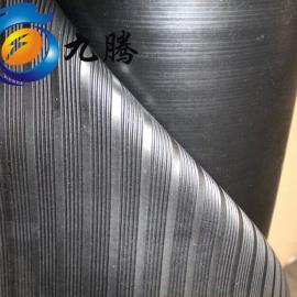 配电房高压绝缘胶垫 黑色防滑绝缘胶垫 厂家供应