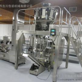 厂家直销核桃包装机 坚果食品包装机 定量称重全自动包装机械