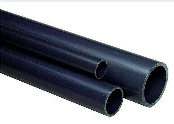 管材 管件 PVC-U深灰色 瑞士+GF+公制 PN16