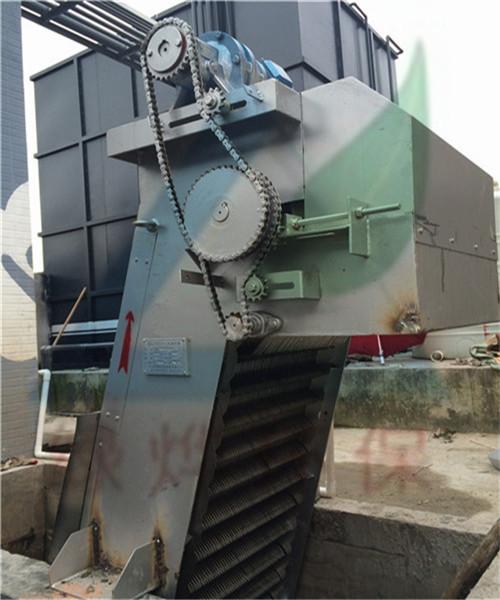 GSLY-900机械格栅除污机