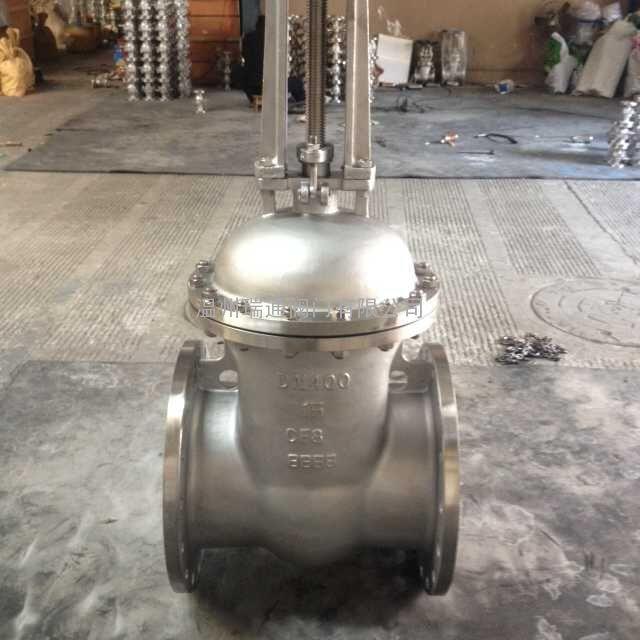 dn250不锈钢闸阀图片