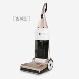 手推家用洗地机 小型洗地吸水机