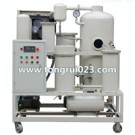 酒泉钢铁企业液压油除杂质水分ZJD-10真空滤油机