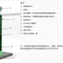 成都污水预制泵站生产厂家