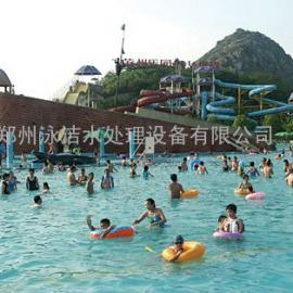 大型水上乐园人工造浪温泉泳池设备*生产服务商