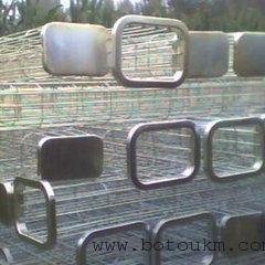 除尘器骨架出口质量