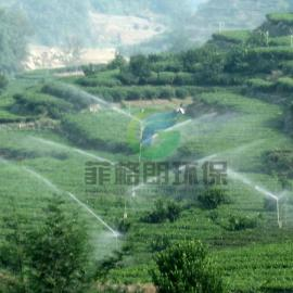 济南园林喷灌工程