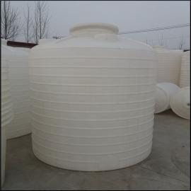 10吨大塑料桶 10000升滚塑容器 化工储罐 工业蓄水罐
