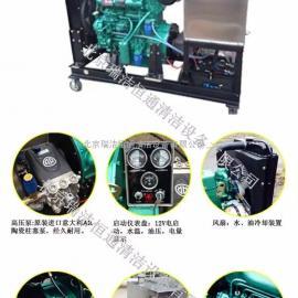 市政大型高压水管道疏通机RJHT-1000型