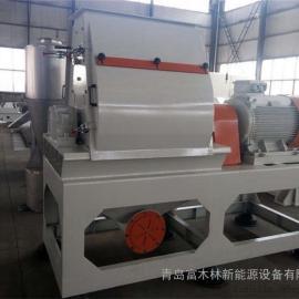 木粉机厂家 纤维粉粗细磨粉机供应商 水滴式高质量高产粉碎机