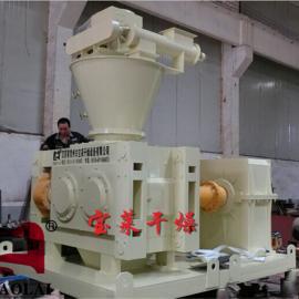 江苏钾肥造粒机、钾肥对辊造粒机