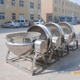 鸡汤熬煮夹层锅,骨汤熬煮锅,夹层锅厂家
