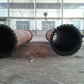 耐磨衬胶管道,防腐衬胶钢管,脱硫衬胶管道沧州厂家