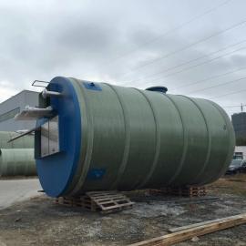 苏州工业园区供应地埋式一体化污水提升预制泵站的厂家
