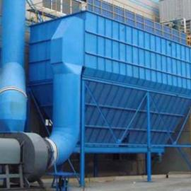 鹏宇PPC型气箱式脉冲布袋除尘器具有收尘率高的特点