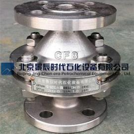 大唐电厂管道阻火器供应 内蒙古电力项目管道阻火器 ZHQ型