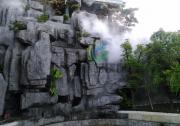 南京假山人造雾设备