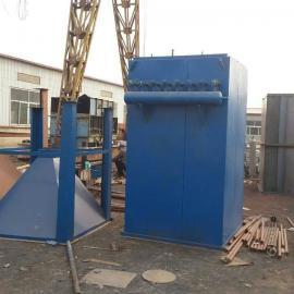鹏宇HMC型脉喷单机除尘器具有清灰动能大体积小维护方便