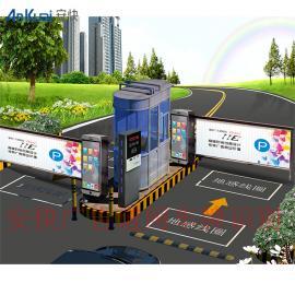 车牌识别一体机 停车场系统 高清车牌识别系统 道闸系统 道闸
