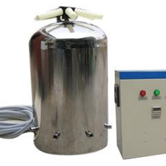 外置式水箱自洁消毒器工作原理
