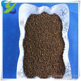 水处理除铁除锰用天然锰砂滤料