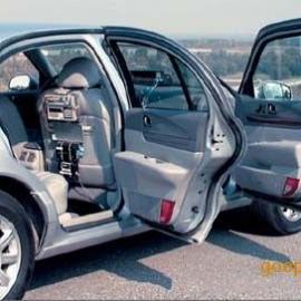 汽车车漆(材料老化)辐射监测