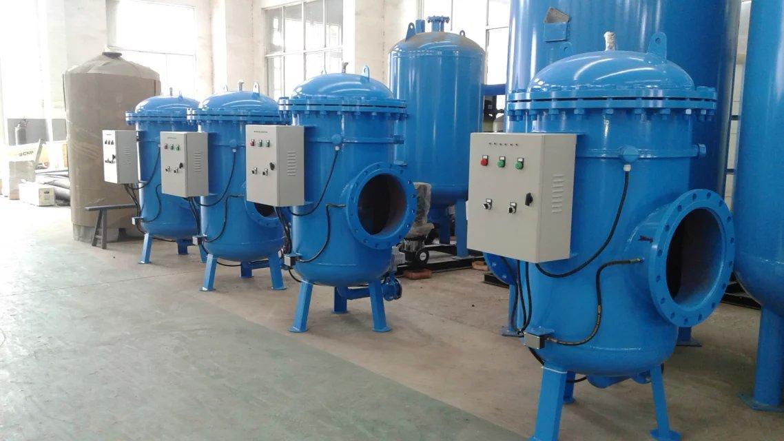 多相全程综合水处理器