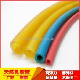 高弹力乳胶管6090红色高品质厂家直销