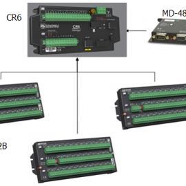 MCU6自动采集及监测系统