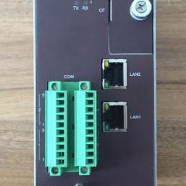 2网口 1个 RS-232,4个 RS-232/485串口,带防雷隔离的通讯服务器